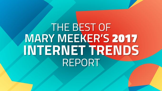 The best Meeker 2017 Internet Trends slides and what they mean #Startups #Tech