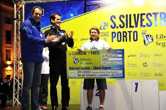 Pipoca Mais Doce: Maratona Solidária angaria 10.000 euros para o IPO