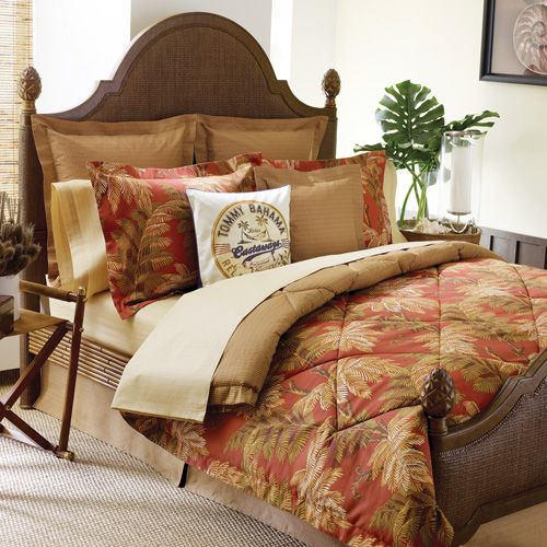 Tommy Bahama Orange Cay King Comforter Set by Tommy Bahama Bedding   The  Home Decorating Company. 17 Best images about Tommy Bahama on Pinterest   Tea light holder
