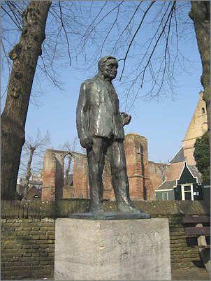 Adriaan Roland Holst - Bergen