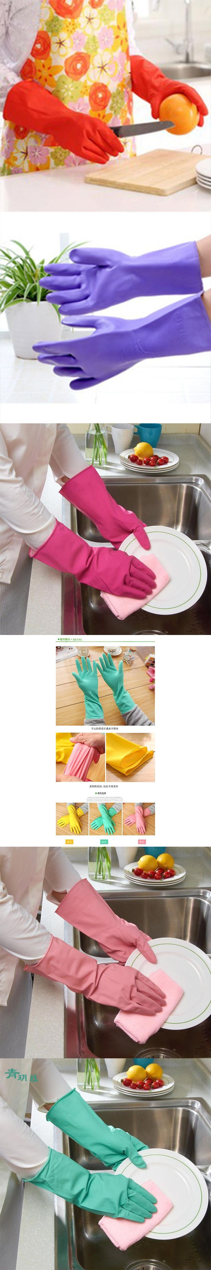Home Cleaning Gloves New Creative Disposable Latex Gloves For Home Cleaning Garden Gloves Food Universal For Industrious Woman
