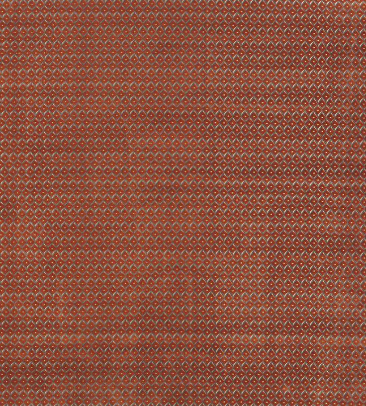 Pantone, Marsala | Mimosa Fabric by Jane Churchill | Jane Clayton