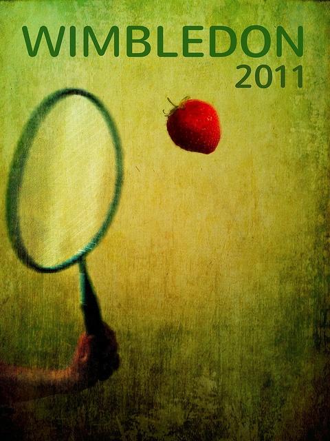 Wimbledon Poster 2011