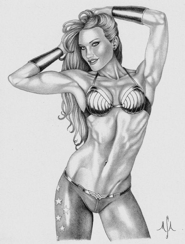 Power art erotic