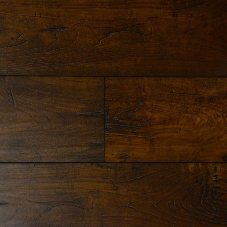 Hitching Post Walnut - 8mm Laminate Flooring by Tecsun
