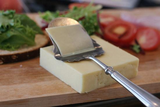 Norwegian cheese slicer