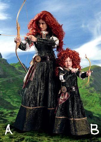 Adult Merida Costume | Merida the Brave Costumes at Imagine Raiment