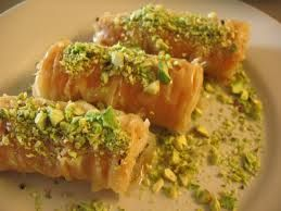 Image result for turkish baklava vs greek baklava