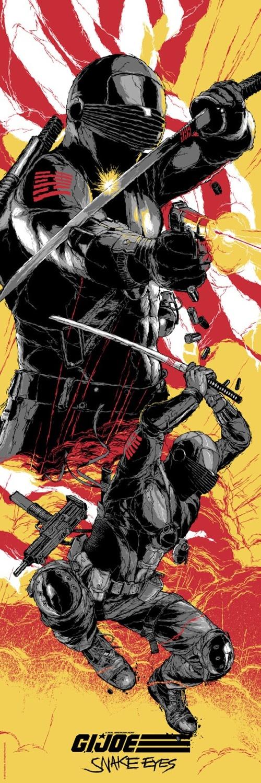 G.I. Joe - Snake Eyes - Grzegorz Domaradzki ----