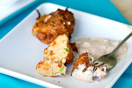 Conch Fritters: Food Recipes, Keys Largo, Conch Frittersi, Sunday Dinners, Brown Eye Baker, Conch Fritters Reminder, Fritters Recipes, Favorite Food, Conch Fritters I