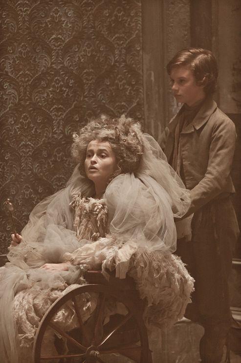 Great Expectations 2012... I want to see this just because Helena Bonham Carter is Miss Havisham