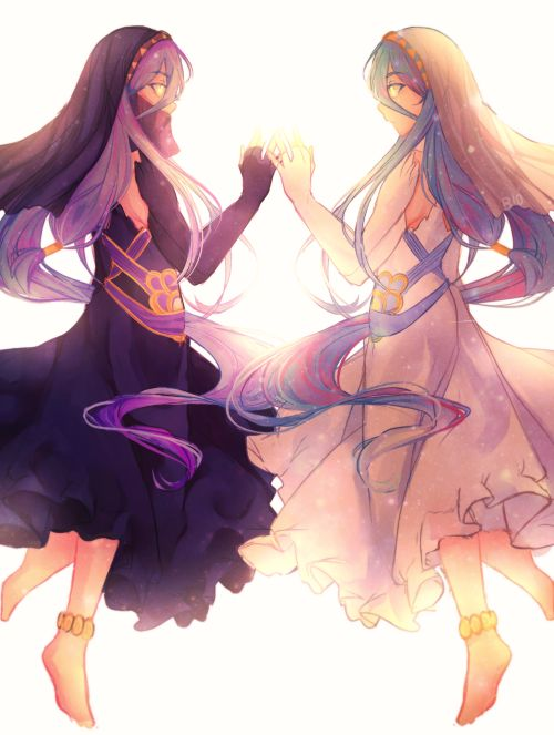 Aqua/Azura has got to be one of my all time favourite Fire Emblem characters! :3