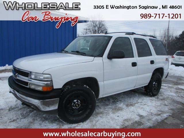 Used 2006 Chevrolet Tahoe 4wd W 1wt For Sale In Saginaw Mi 48601