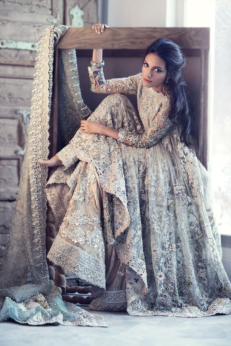 Elan Bridal Collection 2016 Pakistani Bridal Dresses 9                                                                                                                                                                                 More