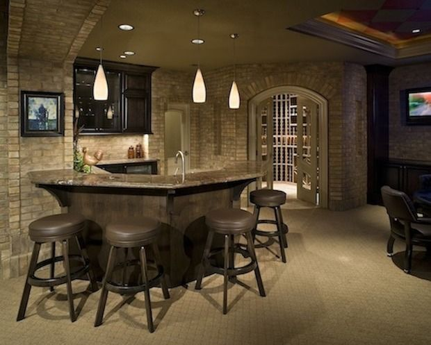 25 Best Ideas About Ultimate Man Cave On Pinterest Tv