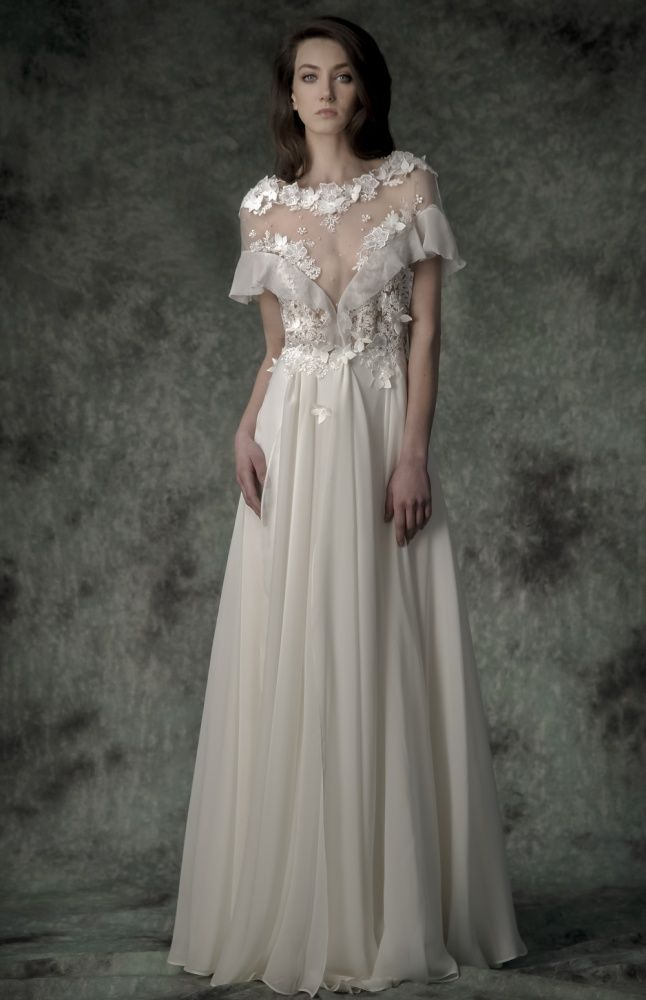 Azaleea Wedding Gown – Simona Semen – Rochie de mireasa Azaleea