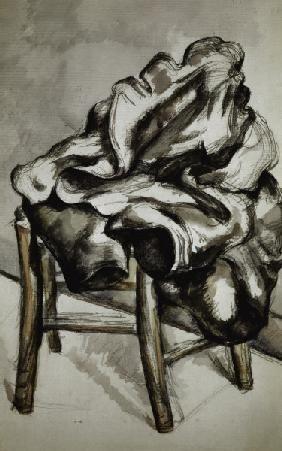 Paul Cézanne - Coat on Chair