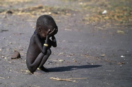 ° Soudan ° Famine ° (photo: Kevin Carter) all my troubles mean nothing when I see this. Break my heart Lord for what breaks yours