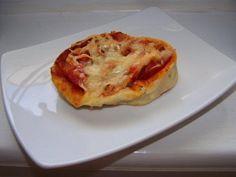 Pizzaschnecken nach Weight Watchers