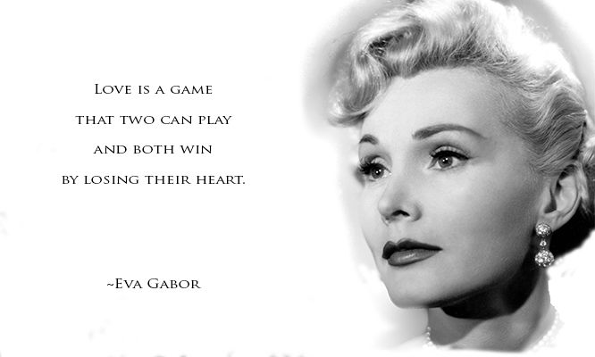 Zsa Zsa Gabor Quotes Unique Quotes Warehouse Top 5 Valentine's Day Quotes  Valentine's Day
