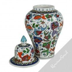 Pot Balik 40cm, décoration artisanale