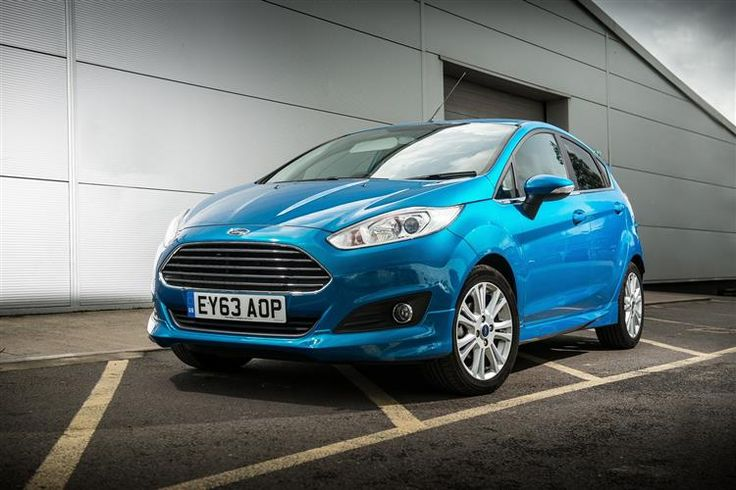 Car review: Ford Fiesta 1.6 TDCi ECOnetic