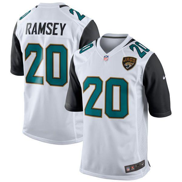 Jalen Ramsey Jacksonville Jaguars Nike Game Jersey - White - $99.99