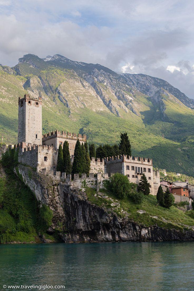Malcesine, Garda Lake, Italy