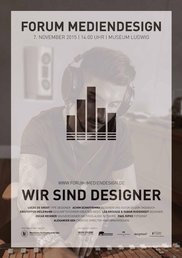 Quelle: Rheinische Fachhochschule Köln (RFH) Forum Mediendesign 2015