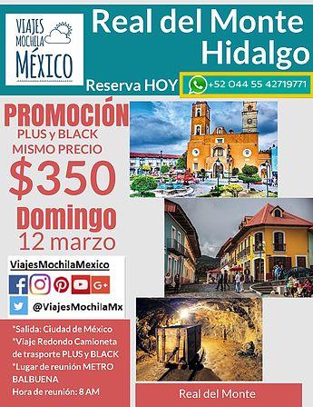 #ViajesMochilaMexico #Viajes #Tours #Promociones #Mochileros #RealdelMonte #Hidalgo #RealdeMinas #Descuentos #CDMX #México