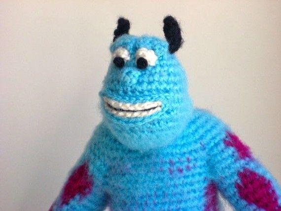 Amigurumi Monsters Inc : Best monsters inc images amigurumi doll