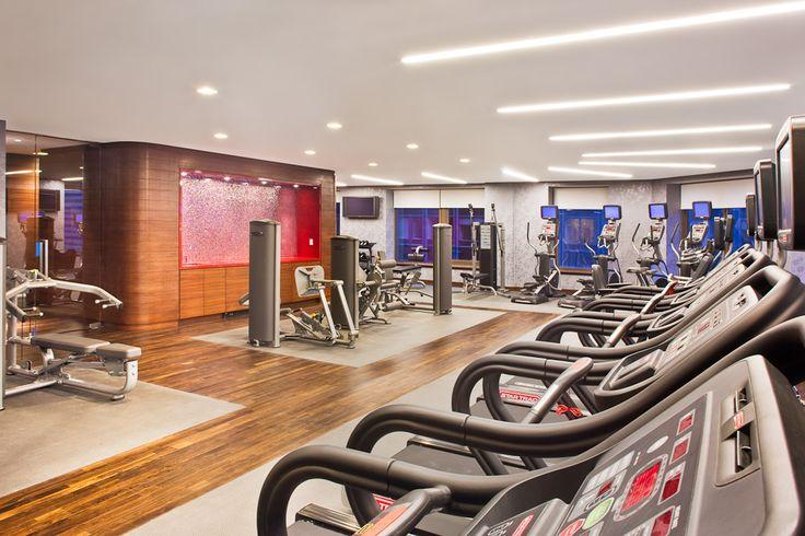 Condo fitness center Gym, Gym lighting, Fitness boutique