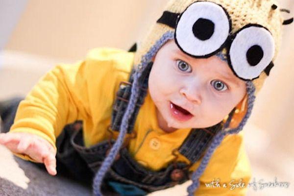 Disfraces fáciles para bebes