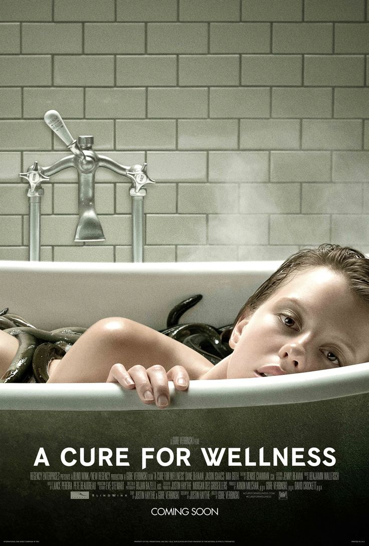 A Cure for Wellness gets a creepy new trailer | Live for Films