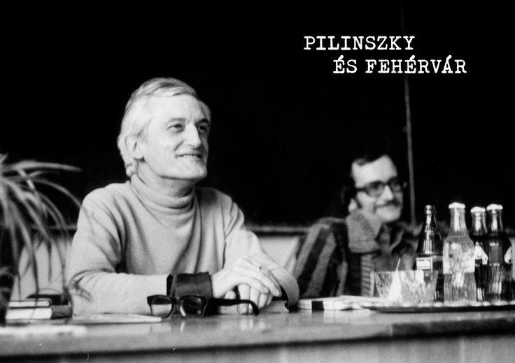 Szeretettel meghívjuk Önt, családját és barátait a   PILINSZKY ÉS FEHÉRVÁR   című kiállítás megnyitójára     A kiállítás a költő és a város kapcsolatát mutatja be. Pilinszky János több szállal is kötődött Székesfehérvárhoz, és élete utolsó évét is ebben a városban töltötte. Utolsó nyilvános...