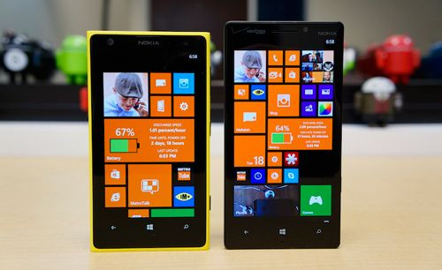 Nokia Lumia 1020 e Lumia Icon a confronto [VIDEO]