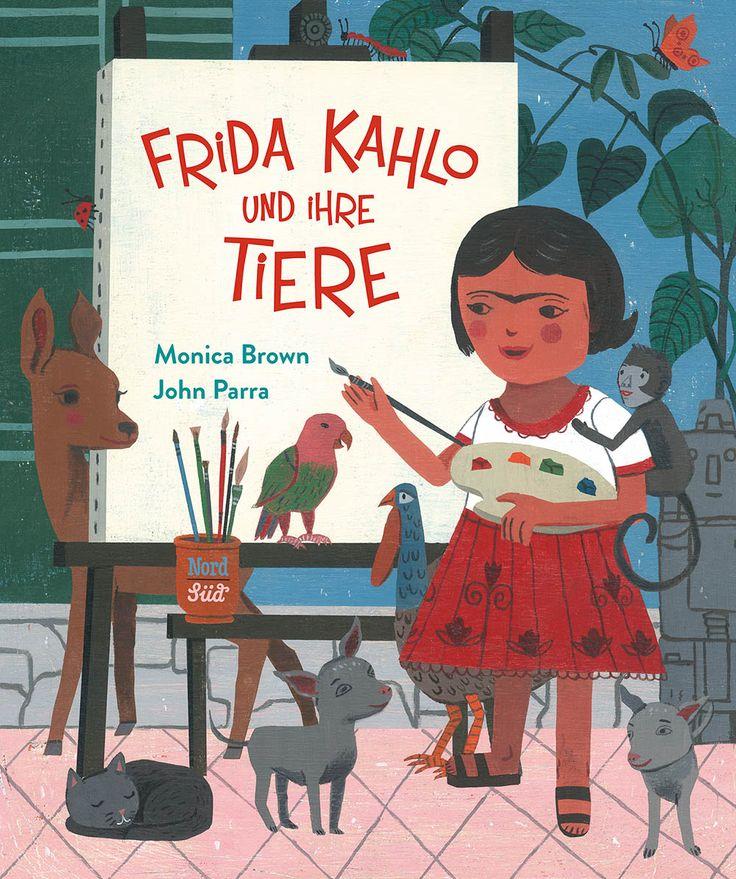 Buchempfehlung: Frida Kahlo und ihre Tiere