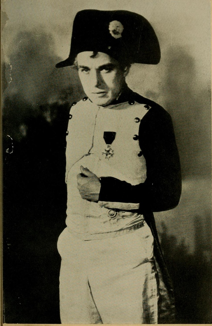 Charlie Chaplin as Napoleon