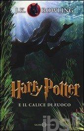 Harry Potter e il calice di fuoco. Vol. 4, J.K. Rowling