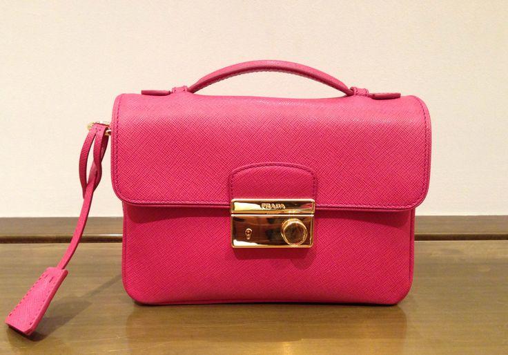 Prada #bag #woman #FallWinter #collection