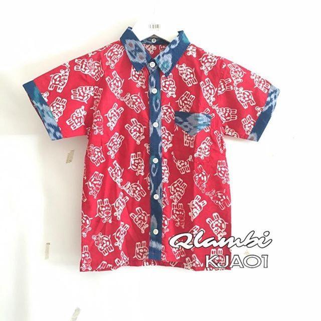 Saya menjual Kemeja anak laki maheswara seharga Rp115.000. Dapatkan produk ini hanya di Shopee! http://shopee.co.id/djiffey/34253719 #ShopeeID