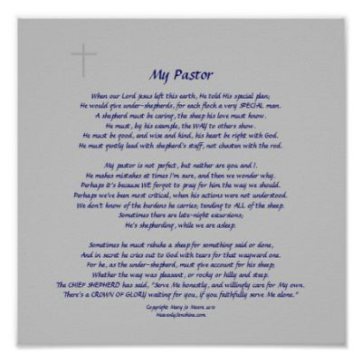 inspirational poems for pastor anniversary - Yahoo Search ...