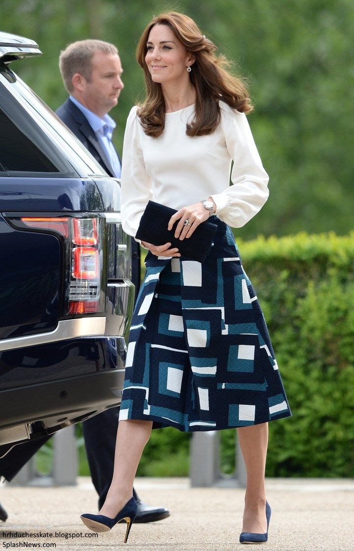 Duchess Kate: Kate in Goat & Banana Republic for Heads Together Launch - May 16, 2016