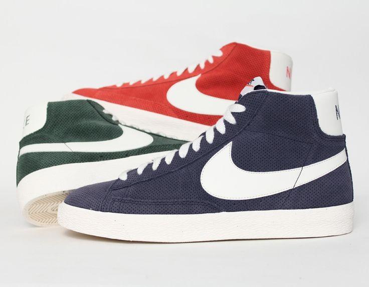 Nike Blazer Vintage Vert - Livraison gratuite en France