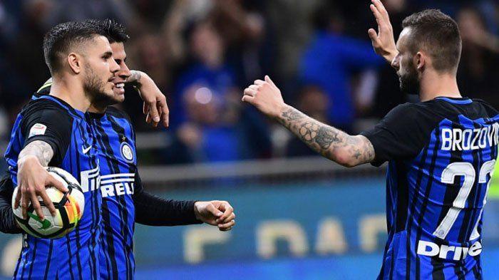 Inter Milan Vs Cagliari, Hancurkan Cagliari 4-0, Inter Milan Berhasil Hentikan Tren Negatif