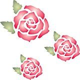 Amazing You Can Use Our Stencil To Create A Flower Wallsbe With Garden  Stencils For Walls