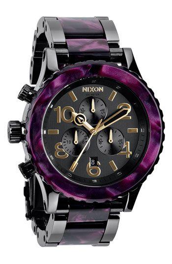Nixon 'The 42-20 Chrono' Watch | Nordstrom $500.00