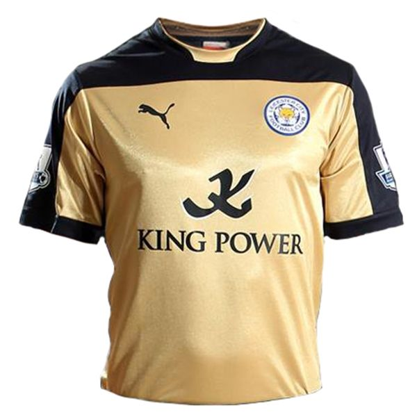 Leicester City 14/15 Away Soccer Jersey