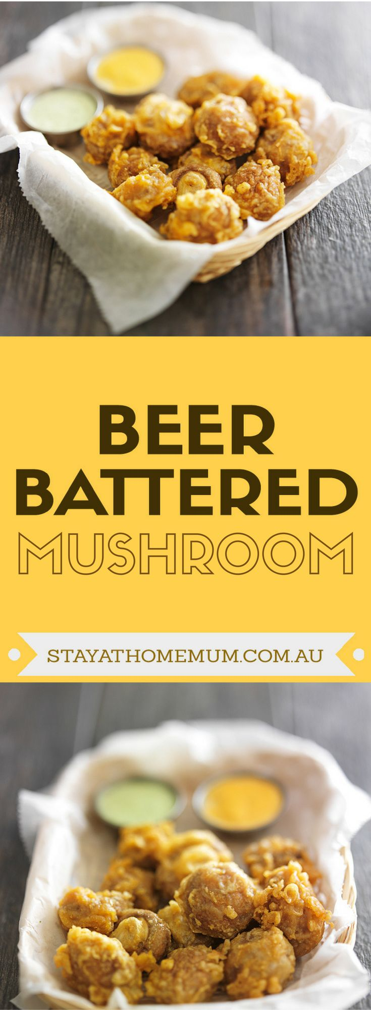 They're mushrooms like you've never eaten them before, and are sure to be a regular appetiser at parties and gatherings in the future, for mushroom lovers and those on the fence.