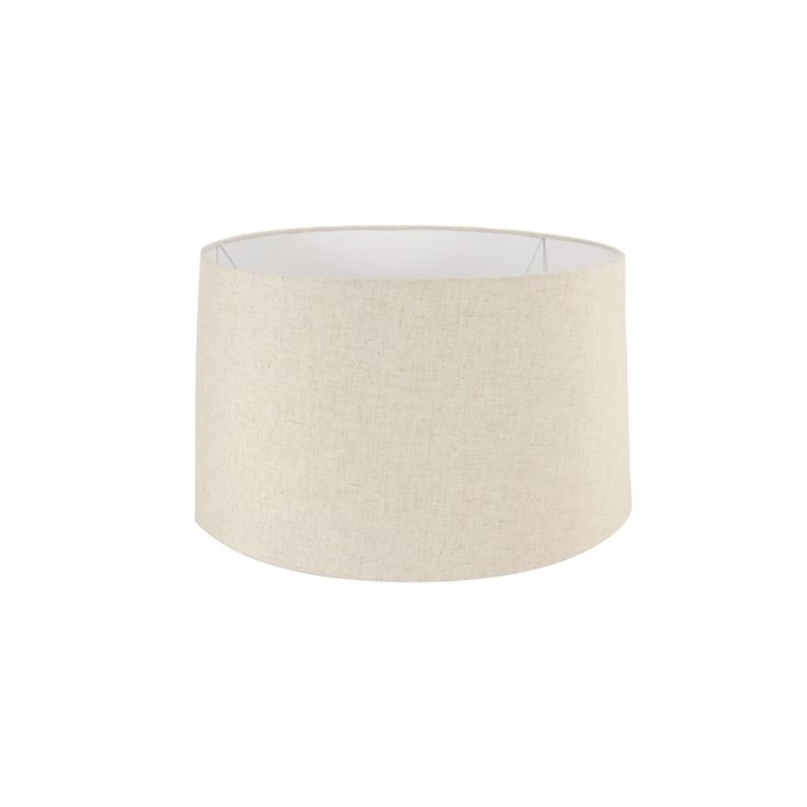 Made with 100% cotton, this tapered lamp shade is suitable for any one of our wood, resin or steel lamp bases. Available in small, medium, large and extra